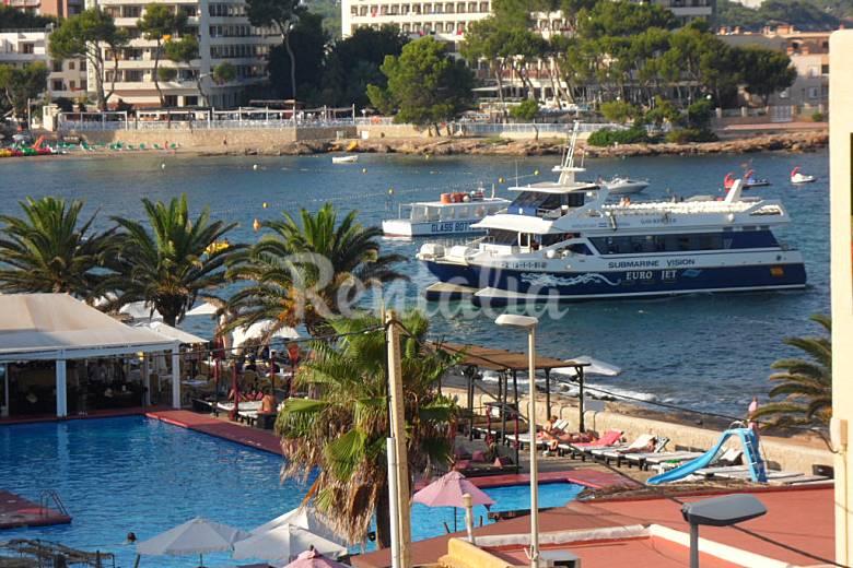 Apartamento en alquiler a 50 m de la playa cana es santa eulalia del r o ibiza eivissa - Apartamentos en santa eulalia ibiza ...
