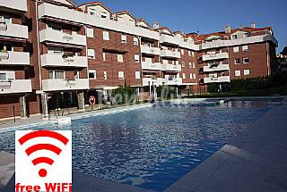 2 Apartments at 300 m. Beach. free Wifi Cantabria