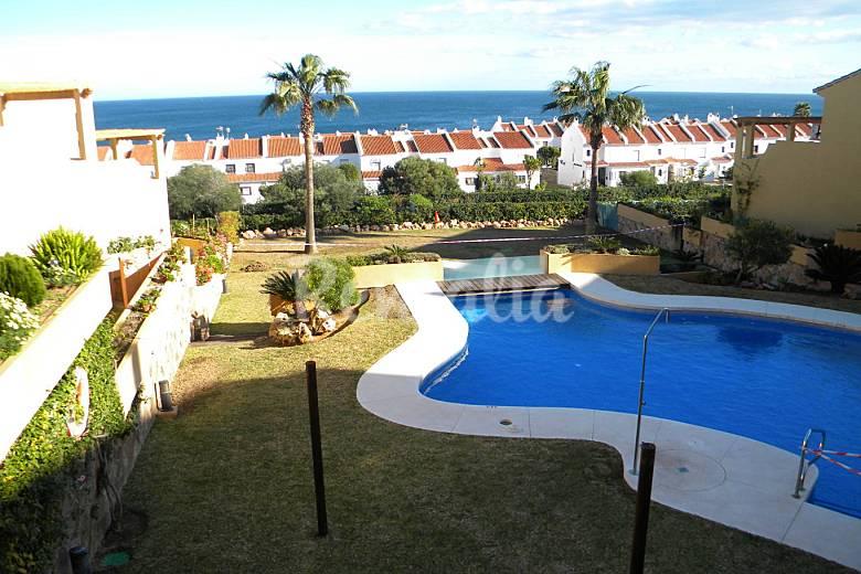 Apartamento en alquiler a 100 m de la playa la duquesa manilva m laga costa del sol - Casa rural manilva ...