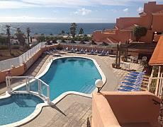 beautiful apartment. 2 bedrooms. Golf course views Tenerife