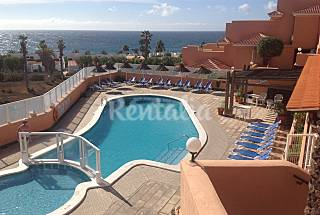 beautiful apartment. 2 bedrooms. Golf course views Tenerife