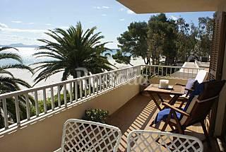 Apartamento para 6-7 personas en 1a línea de playa Mallorca