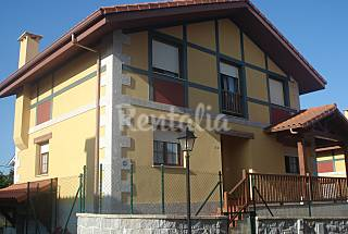 House with 3 bedrooms only 400 meters from the beach Cantabria