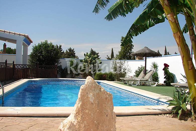 2 chalets conil de la frontera con piscina privada conil de la frontera c diz costa de la luz - Chalet con piscina en conil ...