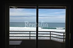 Apartamento de 2 habitaciones en 1a línea de playa Guipúzcoa
