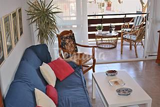 Acogedor piso cerca todo con garaje - 6 personas  Cádiz