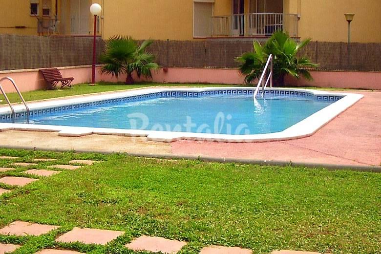 Apartamento para 6-8 personas a 100 m de la playa Tarragona