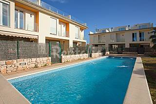 Preciosa casa con piscina a 900 m de la playa Mallorca