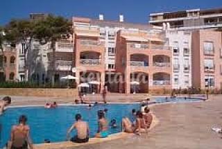 Apartamento en primera linea de mar Castellón