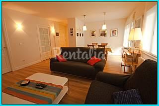Appartement en location à 400 m de la plage Guipuscoa