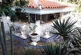 Maravillosa Villa para 8 pers. con piscina privada Alicante