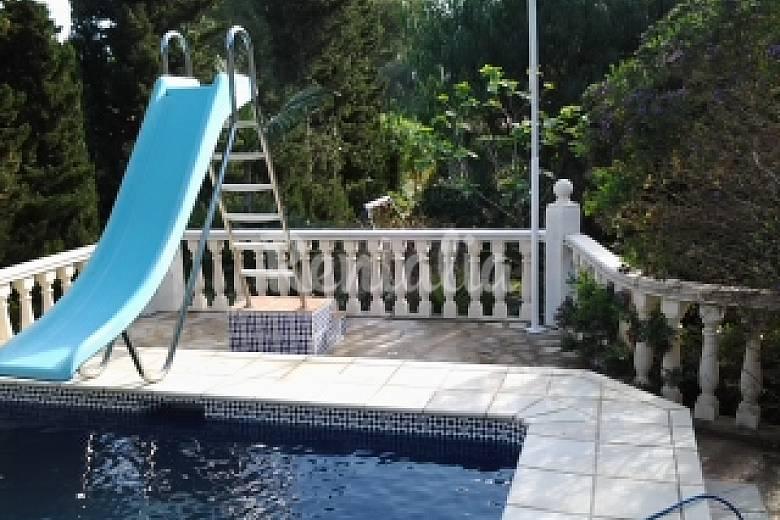 Incredible Swimming pool Alicante Dénia villa