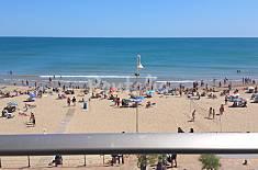 2 apartamentos en 1ª linea de playa  Alicante