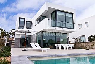 2 Villas en alquiler en 1a línea de playa Menorca