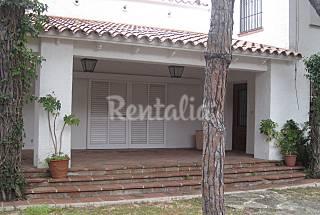 Villa de 5 habitaciones a 50 m de la playa Girona/Gerona