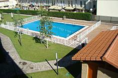 Apartment for rent with swimming pool Rioja (La)