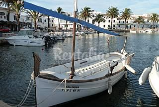 Fornells, casa con encanto en el centro Menorca