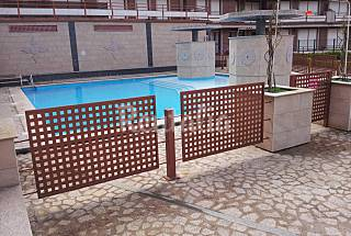 Apartment for 4-6 people with swimming pool Cantabria