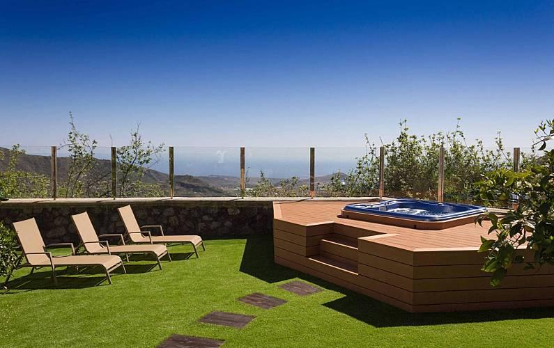 Casa con 5 stanze con piscina el rincon valsequillo de for Piscina valsequillo