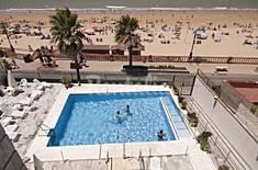 Apartamentos en 1a línea de playa de Regla Cádiz
