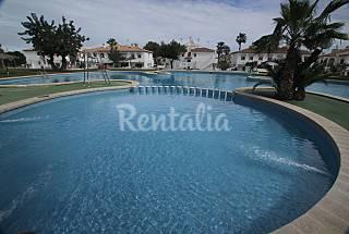 Apartamento de 1 habitación a 2 km de la playa Alicante