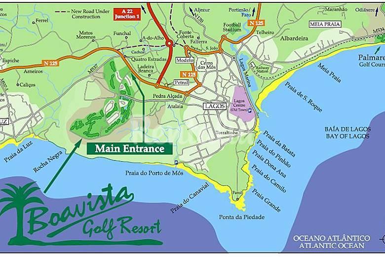 Boavista golf resort lagos santa maria lagos for Nikki o salon lagos