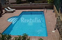 Chalet con piscina y jardin privado a 2k playa Tarragona