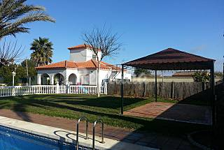 Villa for rent only 1000 meters from the beach Cádiz