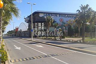 Apartment with 2 bedrooms on the beach front line Castellón