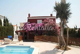 Casa para 6-7 personas a 500 m de la playa Castellón