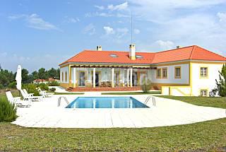 2 villas con piscina cerca de la playa de Comporta  Setúbal