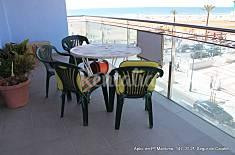 Apto 4-5 pzas 1ª línea playa. Tarragona
