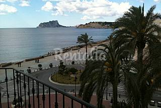 Apartment for 4-6 people only 25 meters from the beach Alicante