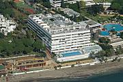 3 Apartments mfor rent on the beach front line Málaga