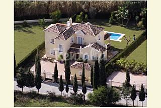 Villa las cañas. Bel air Málaga