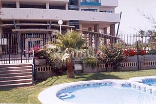 Apartment for 4-6 people only 400 meters from the beach Alicante