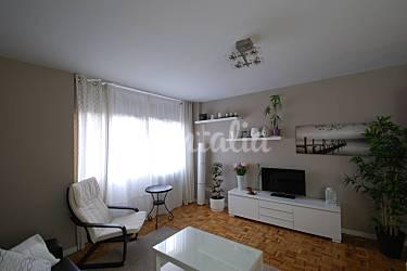 Dúplex Salón Asturias Oviedo Apartamento