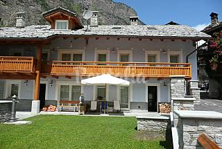 Apartment with 1 bedroom Val di Rhemes Aosta