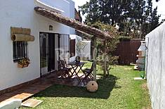 Casa de 2 habitaciones a 400 m de la playa Cádiz