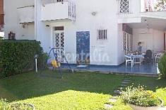 Villa per 6-7 persone a 100 m dal mare Latina