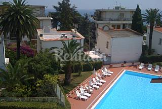 Apartment for rent only 200 meters from the beach Imperia