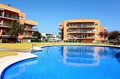 Precioso atico 4/6per 2baños vistas mar piscina Tarragona