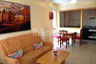 Apartamento para 4 personas a 500 m de la playa Alicante