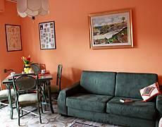 Apartamento de 2 habitaciones a 40 m de la playa Palermo