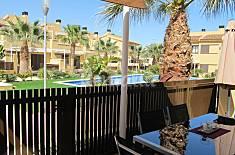 Bonito duplex de estilo moderno para playa y golf Alicante