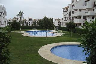 Apartamento para 2-4 personas zona playa textil Almería