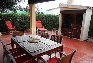 Villa con Piscina Porche Terraza Barbacoa Jadín . Castellón