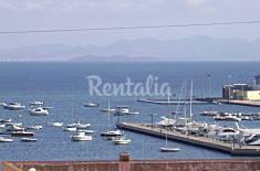 Apartamento para 4-6 personas a 30 m de la playa Murcia