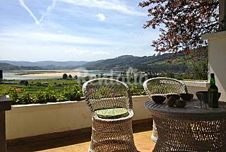 Villa en location à 600 m de la plage Asturies