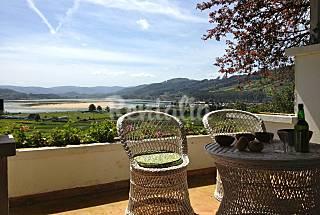Villa a 600 m de la playa de Rodiles Asturias